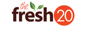 The Fresh 20 Logo